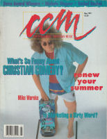 Contemporary Christian Magazine (CCM) - 1991 May - Mike Warnke, Michele Wagner, Rachel Rachel [Magazine]