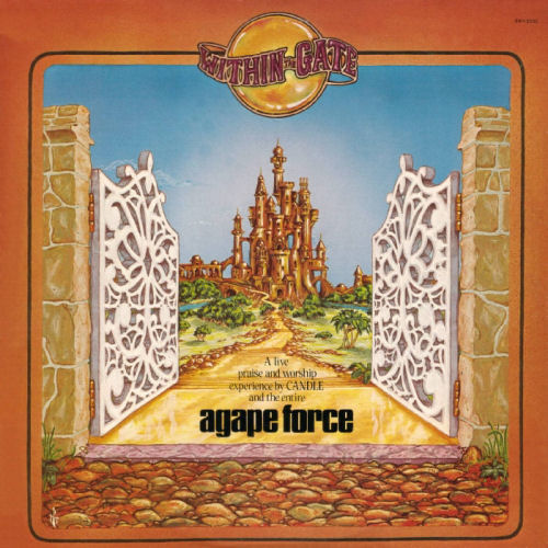 Agape Force - Within The Gate [LP]