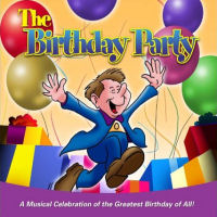 Candle And The Agapeland Singers - The Birthday Party [CD]