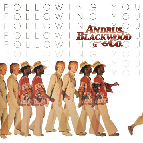 Andrus, Blackwood & Co - Following You [CD]