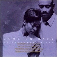 Gaines, Billy & Sarah - Come On Back [CD]