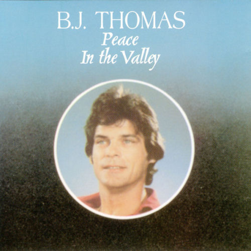 Thomas, B.J - Peace In The Valley [CD]