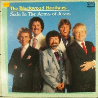 Blackwood Brothers, The - Safe In The Arms Of Jesus [LP]