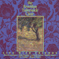 Brooklyn Tabernacle Choir, The - Live With Friends [CD]