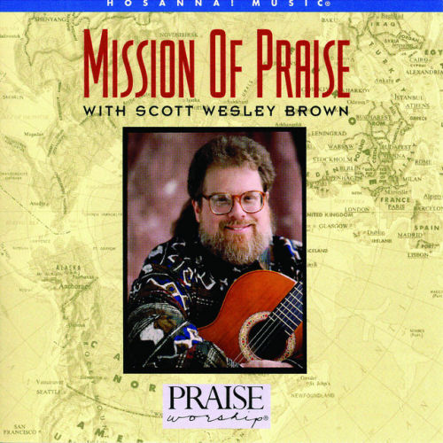 Brown, Scott Wesley - Mission Of Praise [CD]