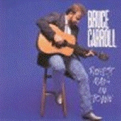 Carroll, Bruce - Richest Man In Town [CD]
