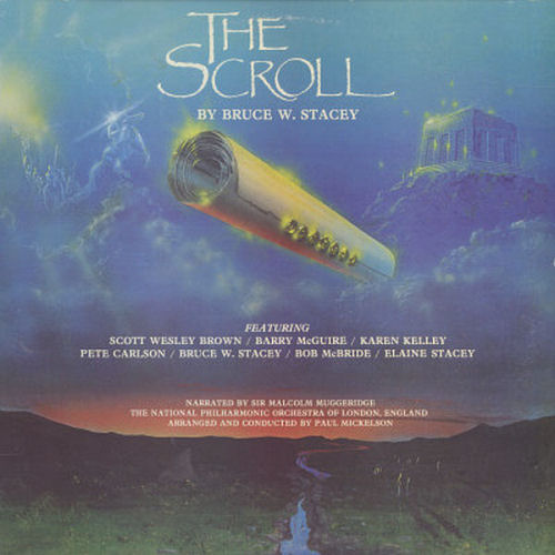 Stacey, Bruce W. - The Scroll (With Seven Seals)  [CD]