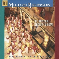 Brunson, Rev. Milton & The Thompson Community Singers - My Mind Is Made Up [CD]
