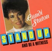 Staton, Candi - Stand Up And Be A Witness [CD]