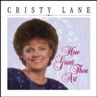 Lane, Cristy - How Great Thou Art [LP]