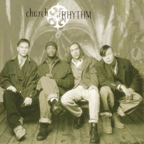 Church Of Rhythm - Church Of Rhythm [CD]