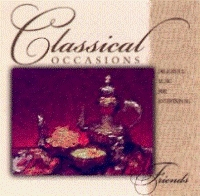Classical Occasions - Friends [CD]