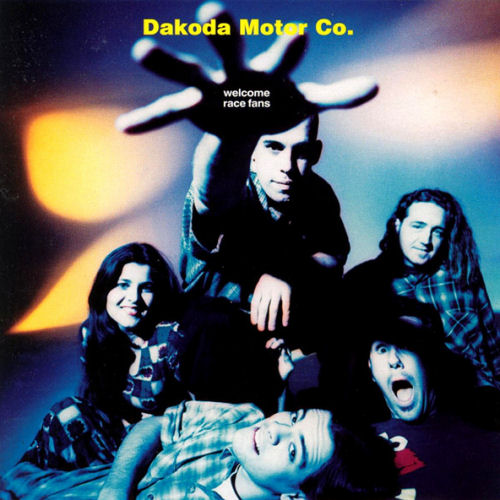 Dakoda Motor Co. - Welcome Race Fans [CD]