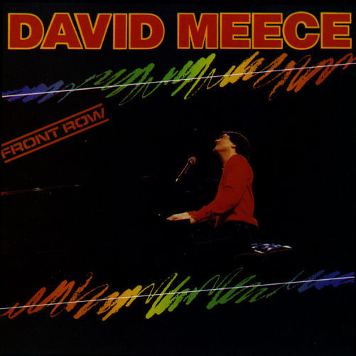 Meece, David - Front Row [CD]