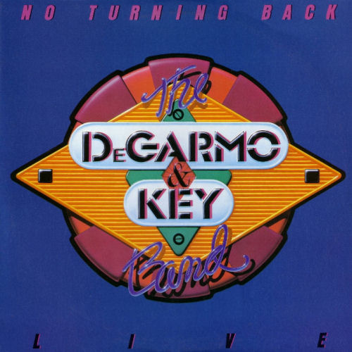 Degarmo & Key - No Turning Back Live  [LP]