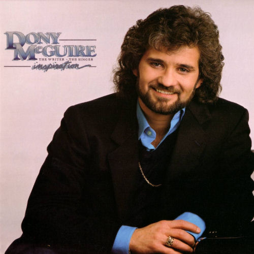 Mcguire, Dony - Inspiration [CD]