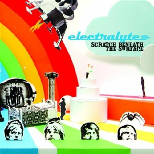 Electralyte - Scratch Beneath The Surface [CD]
