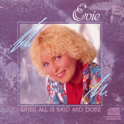 Evie [Tornquist] - When All Is Said And Done  [CD]
