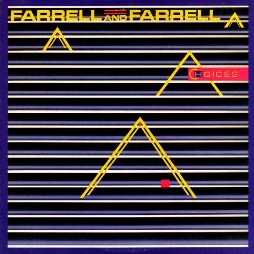 Farrell And Farrell - Choices [CD]