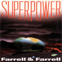 Farrell And Farrell - Superpower [CD]
