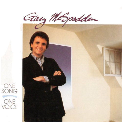 Mcspadden, Gary - One Song One Voice [CD]