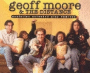 Moore, Geoff And The Distance - Evolution Re-Mixes  [CD]
