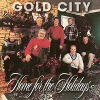 Gold City Quartet, The - Home For The Holidays [CAS]