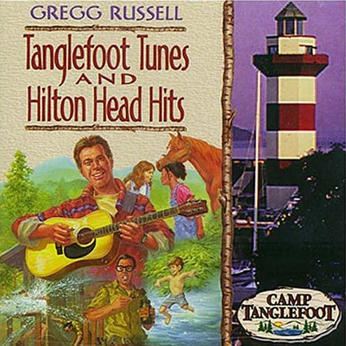 Russell, Greg - Tanglefoot Tunes And Hilton Head Hits [CD]