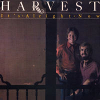 Harvest - It's Alright Now [CD]