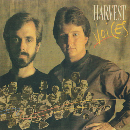Harvest - Voices [CD]
