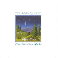 Haven Of Rest Quartet - Not Just Any Night [CD]