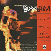 Hokus Pick - Bookaboom [CD]
