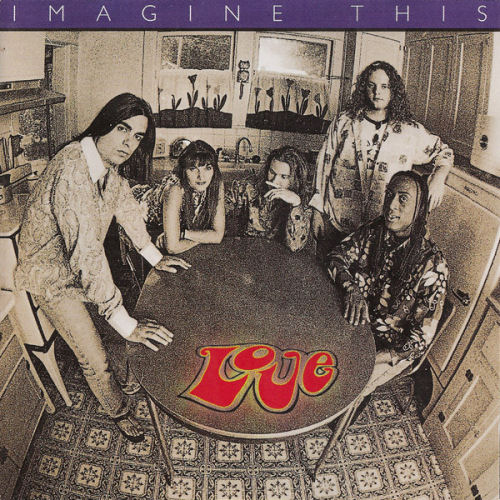 Imagine This - Love [CD]