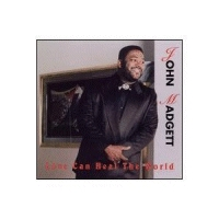 Madgett, John - Love Can Heal The World [CD]