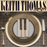 Thomas, Keith - Instrumental Appetite [CD]