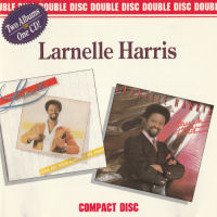 Harris, Larnelle - Give Me More Love In My Heart + Touch Me Lord [CD]