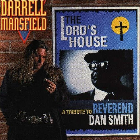 Mansfield, Darrell - The Lord's House: A Tribute To Rev. Dan Smith [CAS]