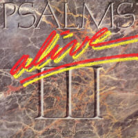 Maranatha! Music - Psalms Alive! 3 [CD]