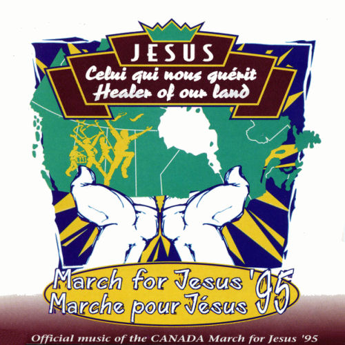 Various Artists - March For Jesus Canada 95 [CD]