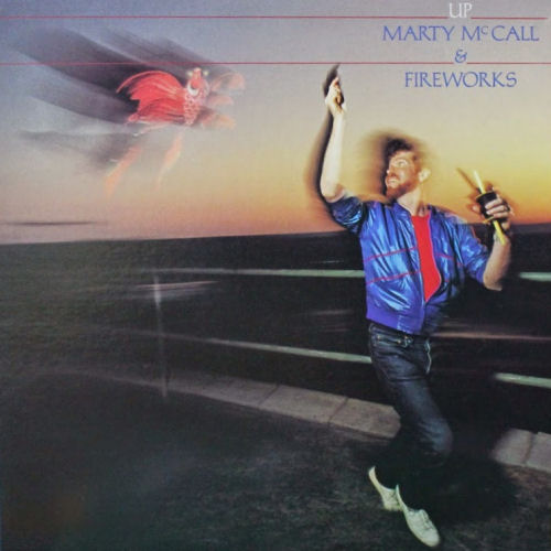 Mccall, Marty & Fireworks - Up [CD]