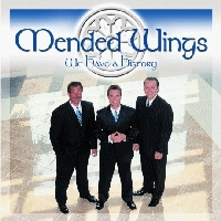 Mended Wings - We Have A History [CD]