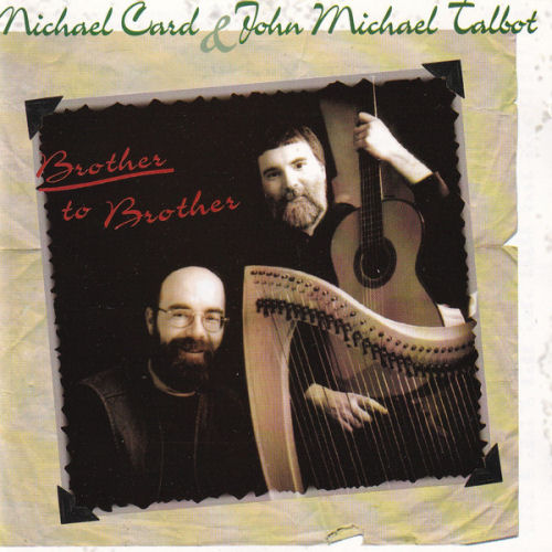 Card, Michael & John Michael Talbot - Brother To Brother  [CD]