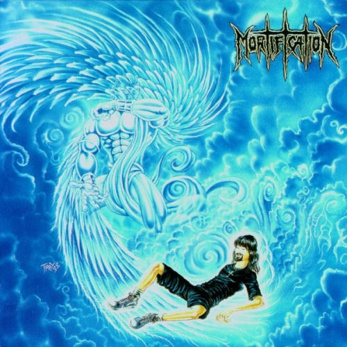 Mortification - Triumph Of Mercy [CD]