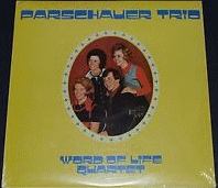 Parschauer Trio - Word Of Life Quartet [LP]