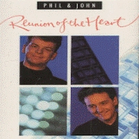 Phil And John - Reunion Of The Heart [CD]