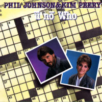 Johnson, Phil & Kim Peery - U No Who [CD]