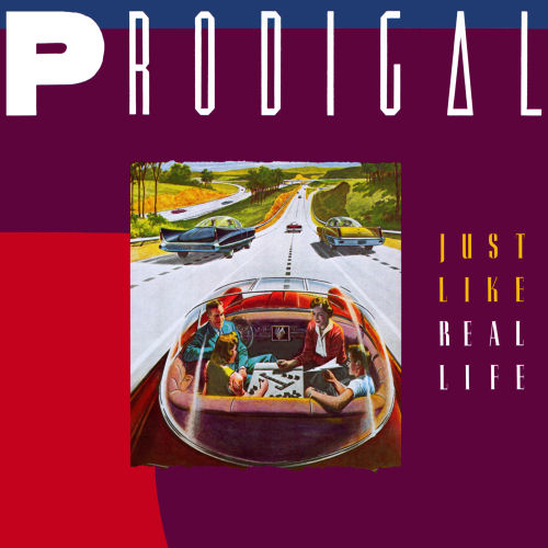 Prodigal - Just Like Real Life [LP]
