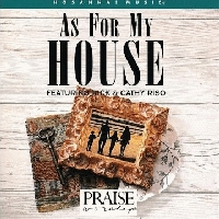 Riso, Rick & Cathy - As For My House [CD]