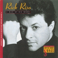 Riso, Rick - A Man Of His Word [CD]