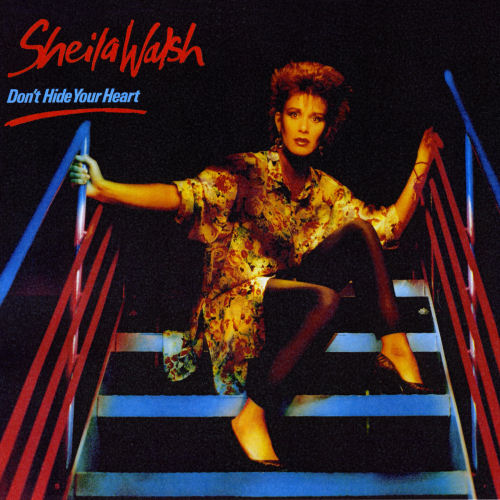 Walsh, Sheila - Don't Hide Your Heart  [CD]